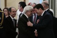 Ο Προκόπης Παυλόπουλος παρέθεσε δεξίωση προς τιμήν του Διπλωματικού Σώματος