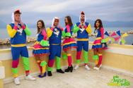 'Super Patradise'... και το Καρναβάλι αποκτά Αιγαιοπελαγίτικο χρώμα! (pics+video)