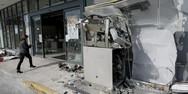 Έκρηξη σε ΑΤΜ στα Μελίσσια