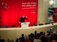 Αλ. Τσίπρας για ποδόσφαιρο: «Όλη η κυβέρνηση προσκυνά σώβρακα και φανέλες»