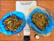 Συνελήφθησαν δύο άτομα στο Μεσολόγγι για κατοχή και διακίνηση ναρκωτικών