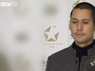 Σωτήρης Κοντιζάς - Αποκάλυψε πως είναι φίλος με την τηλεοπτική «Παγώνα» (video)