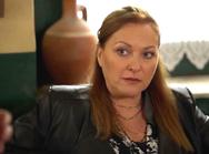 Ρένια Λουιζίδου: Aποκαλύπτει πότε γυρίζει στο 'Καφέ της Χαράς' (video)