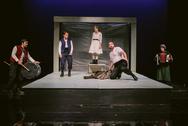 ΔΗΠΕΘΕ Πάτρας - Ξεκινούν οι περιοδείες για την παράσταση 'Γκόλφω'
