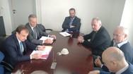 Ν. Φαρμάκης: 'Έτοιμοι να συνεργαστούμε με τους επιχειρηματικούς φορείς' (video)