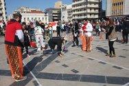 «Τσα πρρρρρ»... Μια καρναβαλική γιορτή στην Πλαζ από τον Κρυμμένο Θησαυρό