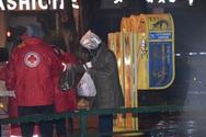 Ο Ελληνικός Ερυθρός Σταυρός κοντά στους αστέγους