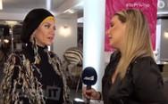Γεωργία Σιακαβάρα: 'Δεν έχω μετανιώσει που πήρα μέρος στο My Style Rocks' (video)