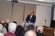Σωκράτης Φάμελλος από Αγρίνιο: 'Όχι στην εκτροπή της λογικής'