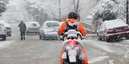 Στα λευκά η μισή χώρα - Κάτω από το μηδέν η θερμοκρασία στην ορεινή Αχαΐα