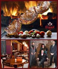 Κυριακές μεσημέρια με churrascaria στο Steak Bar του Royal