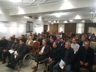 Σε πλήρη οργανωτική και πολιτική διάταξη η περιφερειακή παράταξη 'Δυτική Ελλάδα - Δικαίωμα στην Πρόοδο' (φωτο)