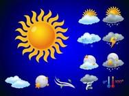 Ο καιρός για σήμερα Σάββατο 8 Φεβρουαρίου 2020