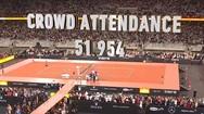 Φέντερερ & Ναδάλ έσπασαν το παγκόσμιο ρεκόρ προσέλευσης στο τένις (video)