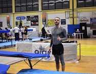 Στη γιορτή του τραμπολίνο ο Πατρινός πρωταθλητής Ελλάδος Στέφανος Κακογιάννης