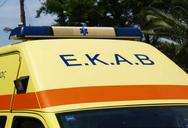 Ένας νεκρός και δύο τραυματίες σε τροχαίο στη λεωφόρο Σχιστού