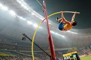 «Πέταξε» στους αιθέρες ο Άρμαντ Ντουπλάντις - Σημείωσε παγκόσμιο ρεκόρ στο άλμα επί κοντώ
