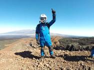 Έλληνας αστροναύτης της NASΑ στη Χαβάη (φωτο)