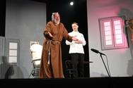 Πάτρα - Σε πανηγυρική ατμόσφαιρα δόθηκαν τα βραβεία του Φεστιβάλ Σάτιρας «Μώμος ο Πατρεύς» (φωτο)