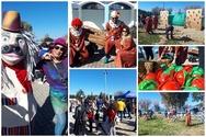 Μία Κυριακή στην Πλαζ, γεμάτη… Καρναβάλι! (φωτο)