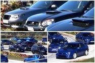 Πάτρα: 74 Subaru 'παρέλασαν' στην πίστα Καρτμάνια των Βραχνεΐκων (video)