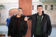 Επετειακή Πίτα για την Euroline Σ. Μπακολιάς - Anek lines στην Achaia Clauss 09-02-20