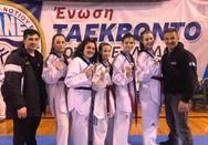 Πλουσιότερο κατά 6 μετάλλια το Πατρινό Taekwondo