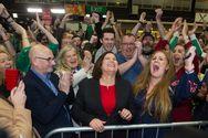 Ιστορική νίκη του Σιν Φέιν στην Ιρλανδία