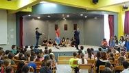 «Οι μύτες το 'σκασαν» - Παιδική παράσταση από τη θεατρική ομάδα του 8ου Γυμνασίου Πάτρας