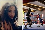 Χριστίνα Ζαχαροπούλου: Η 'sugar' μαχήτρια που 'χορεύει' στα ρινγκ και τις δυσκολίες (pics)