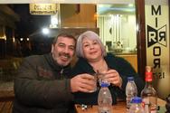 Aggelos Xiromeritis & Thanasis Salamalikis at Mirror 1571 08-02-20 Part 2/2