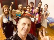 The Dance Club Patras - Σάρωσε τα μετάλλια στο παγκόσμιο πρωτάθλημα WADF World Championship Athens 2020!