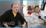 Μαρίλια Μητρούση: 'Δεν μου αρέσει να με ρωτούν αν είχα σχέση με τον Αλέξη Γεωργούλη' (video)