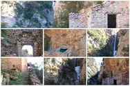 Aχαΐα - Η παλιά Μονή Ταξιαρχών και ο κρυμμένος καταρράκτης της (video)