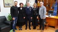 Ο Σύλλογος Πολιτικού Προσωπικού ΕΛ.ΑΣ. και Πυροσβεστικής στη ΓΕ.Π.Α.Δ. Δυτικής Ελλάδας