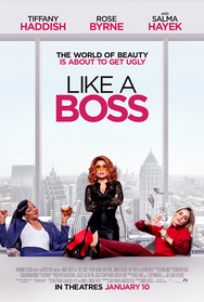 Προβολή Ταινίας 'Like A Boss' στην Odeon Entertainment