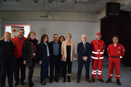 Έναρξη εκπαιδεύσεων σε καταστήματα κράτησης από τον Ελληνικό Ερυθρό Σταυρό