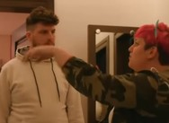 MasterChef - Νεύρα και εντάσεις με το που πέρασαν το κατώφλι του σπιτιού (video)
