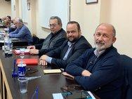 Το σχόλιο του προέδρου ΤΕΕ Δυτ. Ελλάδος Βασίλη Αϊβαλή για τον διαγωνισμό της ανάπλασης της παραλιακής ζώνης