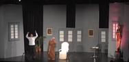 Μια υπέροχη θεατρική βραδιά για το φεστιβάλ 'Μώμος ο Πατρεύς' (video)