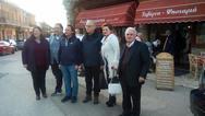 Ο Πρέσβης της Ουκρανίας στα Καλάβρυτα με τον 'Φάρο'