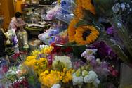 Στην Κίνα γιορτάζουν τον Άγιο Βαλεντίνο με λουλούδια που ψεκάζουν με απολυμαντικό