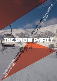 The Snowparty Project στο Χιονοδρομικό Κέντρο Καλαβρύτων
