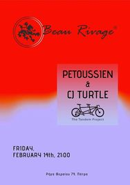 Petoussien & Cj Turtle at Beau Rivage