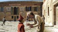 Ο Ρομπέρτο Μπενίνι γίνεται Τζεπέτο στην ταινία «Πινόκιο» (video)