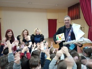 15o Nηπιαγωγείο Πατρών - Τα παιδιά δημιούργησαν για τον Κώστα Πελετίδη (φωτο)