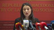 Β. Μακεδονία: Η Βουλή απέπεμψε την υπουργό που ανήρτησε πινακίδα «Δημοκρατία της Μακεδονίας»