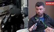 Πάτρα - Ο φανοποιός σπάει τη σιωπή του: 'Η σφαίρα πέρασε ξυστά από το κεφάλι μου' (video)
