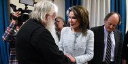 Από το Ναύπλιο άρχισε τις επαφές της η πρόεδρος της «Ελλάδα 2021» Γιάννα Αγγελοπούλου