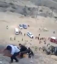 Τραγωδία στο Περού: Οκτώ φίλαθλοι νεκροί σε δυστύχημα με λεωφορείο